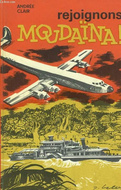 Rejoignons Moudaïna !