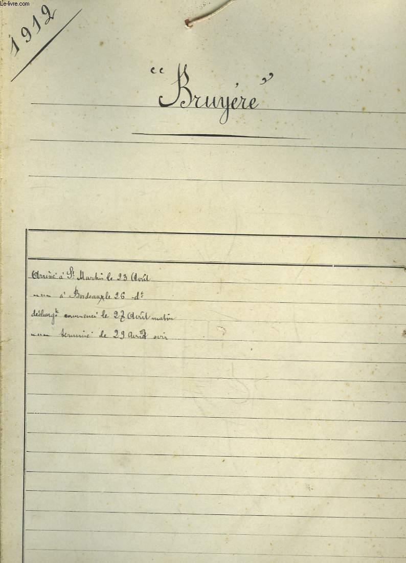 Documentation du Navire