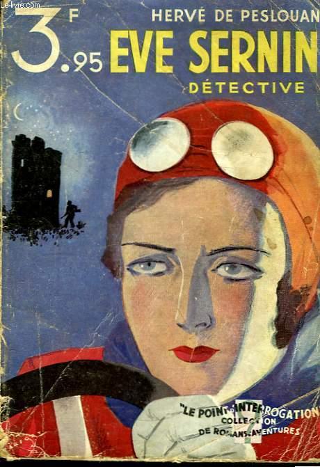 Eve Sernin, détective.