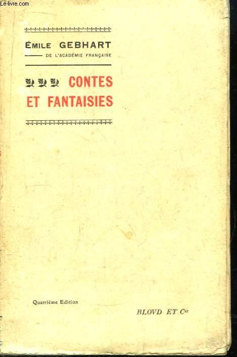 Contes et Fantaisies.