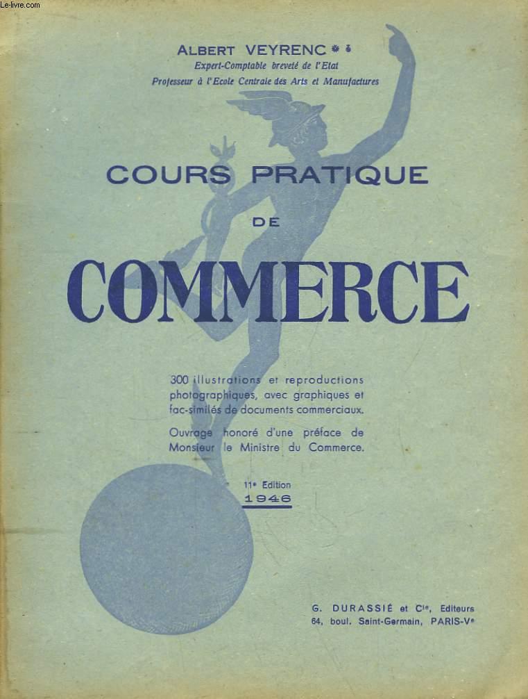 Cours Pratique de Commerce