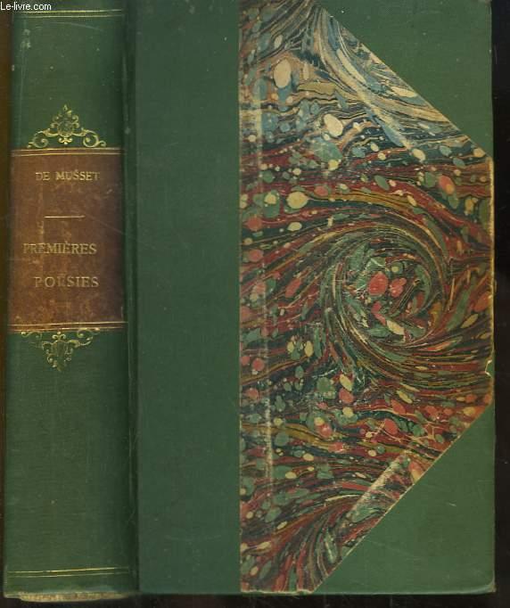 Premières Poésies. 1829 -1835