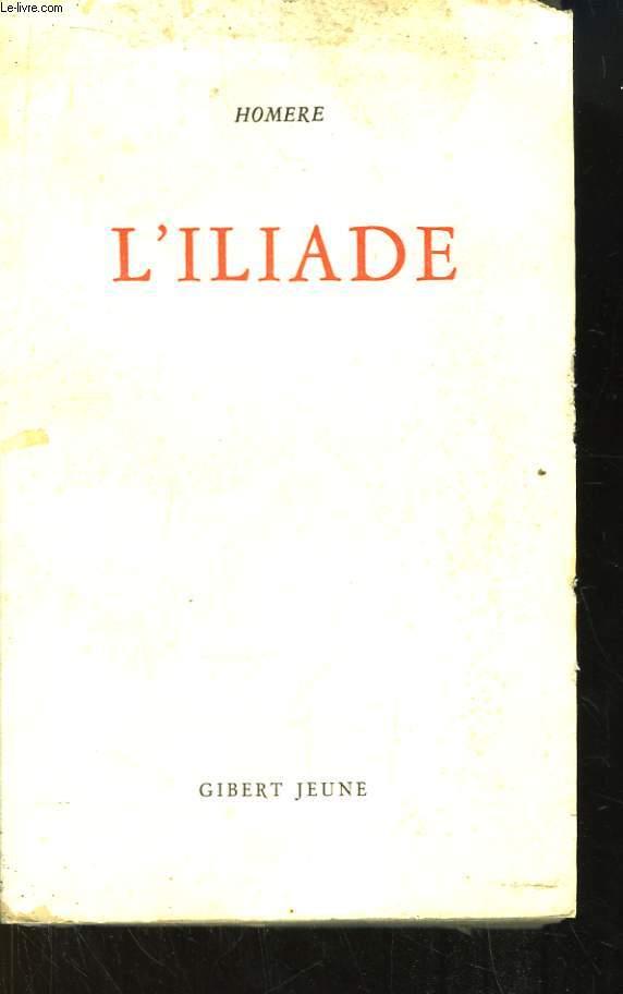 L'Iliade.