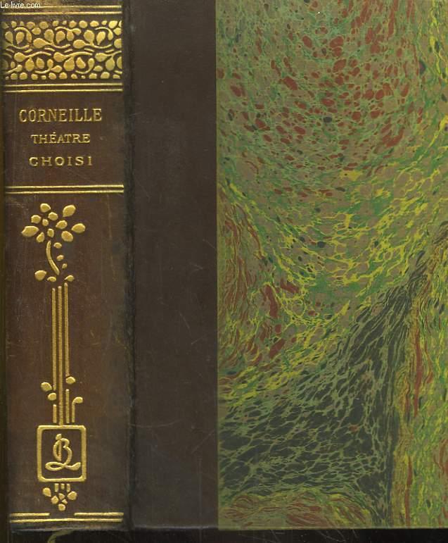 Théâtre choisi illustré. Notices et annotations par Henri Clouard. 3 Tomes en un seul volume.