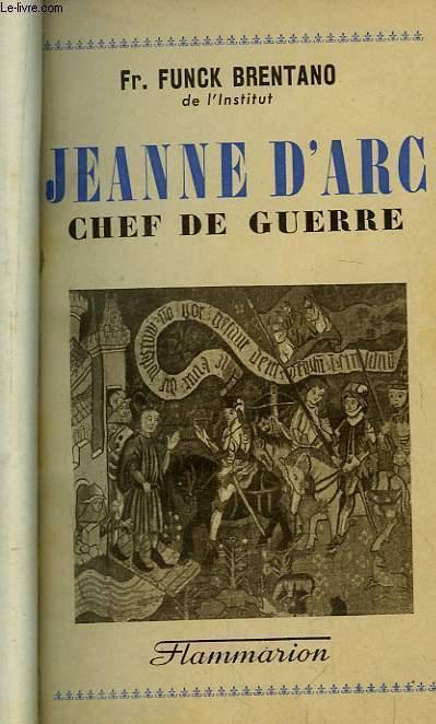 Jeanne d'Arc, chef de guerre