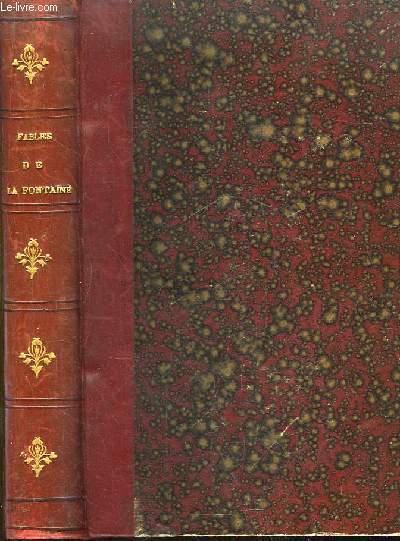 Fables de Jean de La Fontaine.