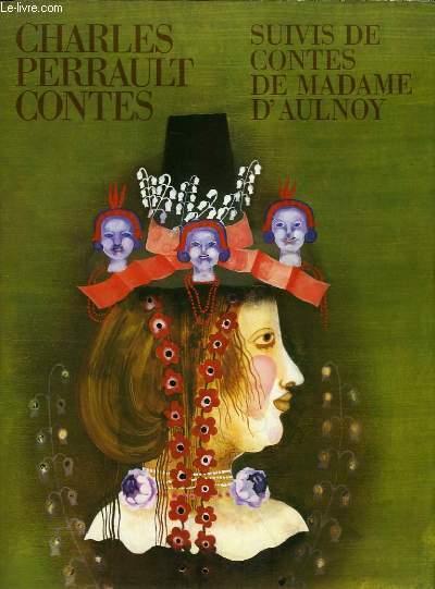 Contes, suivis de Contes de Madame d'Aulnoy.