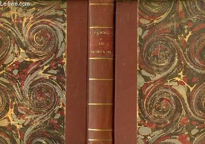 Les Provinciales (Texte de 1656 - 1657)