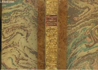 Premières Méditations Poétiques, avec commentaires. 3 TOMES en un seul volumes.