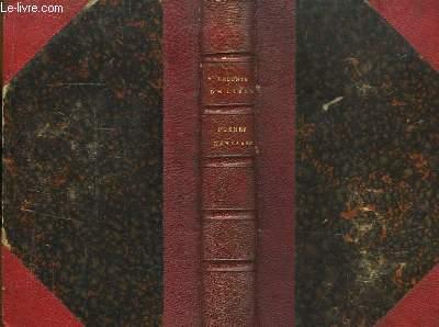 Oeuvres de Leconte de Lisle. Poèmes Barbares.
