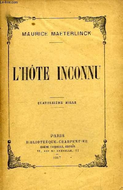 L'Hôte Inconnu