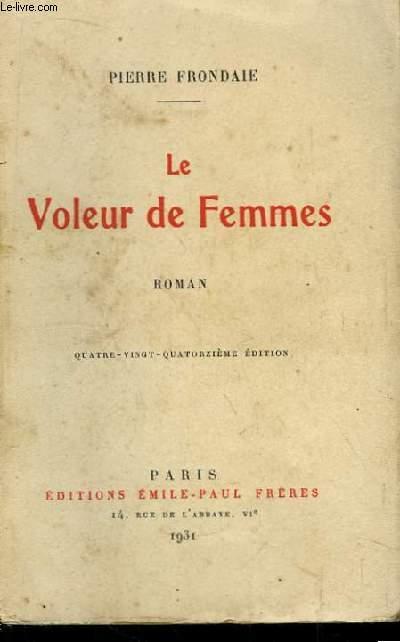Le Voleur de Femmes.