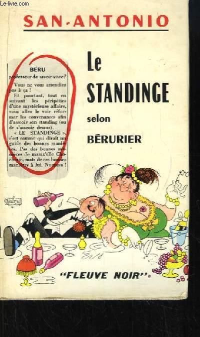 Le Standinge selon Bérurier, ou le Savoir-Vivre de Bérurier.