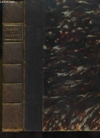 Oeuvres de Walter Scott. Ivanhoë.