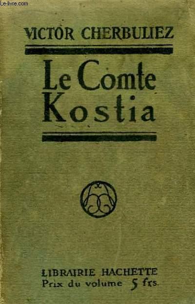 Le Comte Kostia.