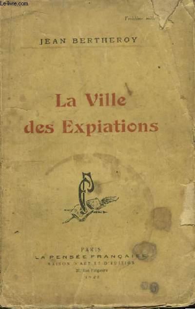 La Ville des Expiations.