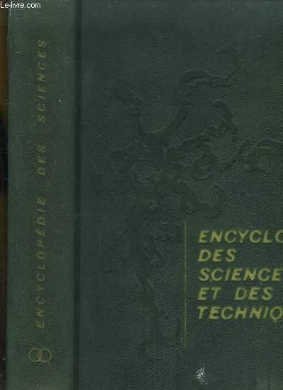 Encyclopédie des Sciences et des Techniques. TOME 2