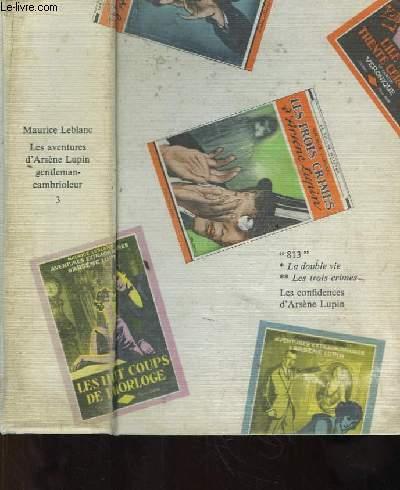 Les aventures d'Arsène Lupin gentleman cambrioleur, N°3 :