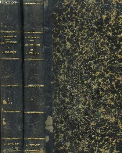 Les millions de M. Joramie. En 2 volumes.