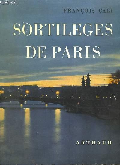 Sortilèges de Paris.