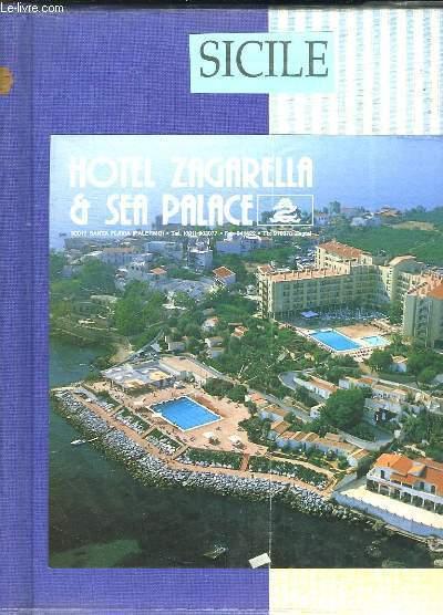 Album de photographies en couleurs, prises lors d'un Voyage en Sicile en 1995