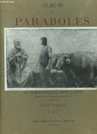 Album des Paraboles. 12 compositions aux trois crayons, extraites de l'ouvrage
