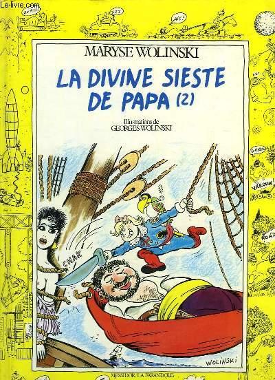 La divine sieste de Papa TOME 2