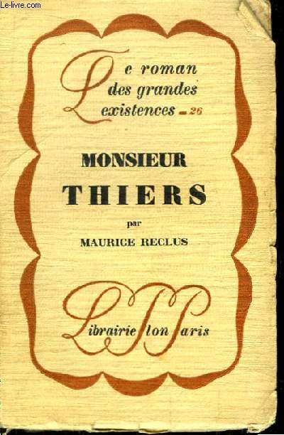 Monsieur Thiers