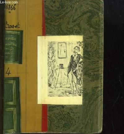 A la recherche du temps perdu, tome IV. A l'ombre des jeunes filles en fleurs, Tome 2