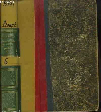 A la recherche du temps perdu, tome III. Le Côté de Guermantes, TOME 1