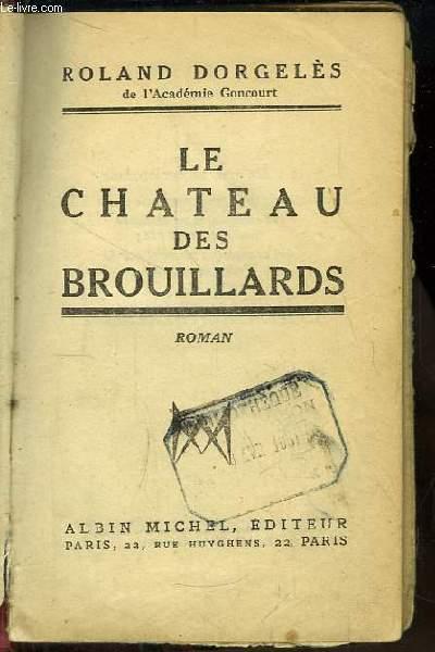 Le Château des Brouillards
