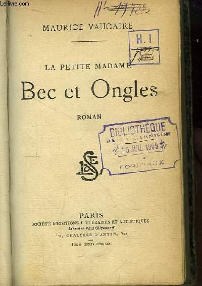 La petite Madame Bec et Ongles