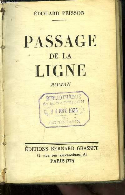 Passage de la Ligne.