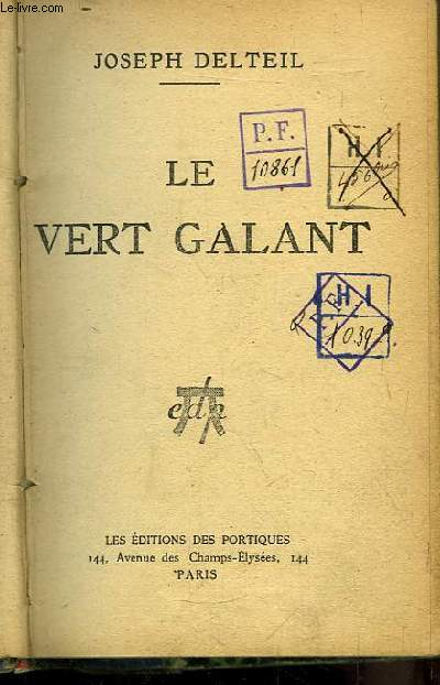 Le Vert Galant.