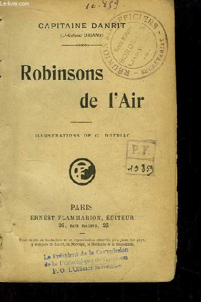 Robinsons de l'Air.