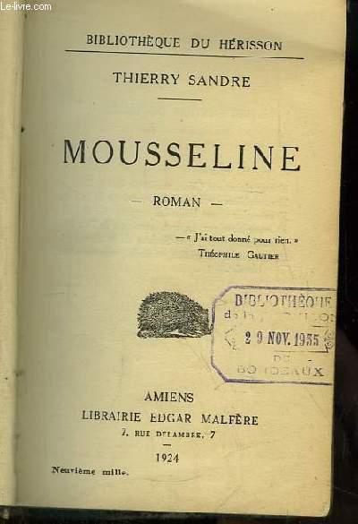 Mousseline.