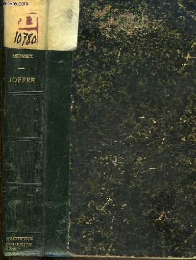 Joffre. La Première crise du commandement (novembre 1915 - Décembre 1916)
