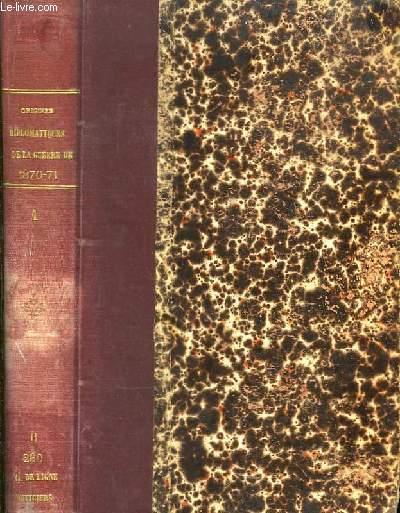 Les Origines Diplomatiques de la Guerre de 1870 - 1871. TOME 1er : 25 décembre 1863 - 21 février 1864