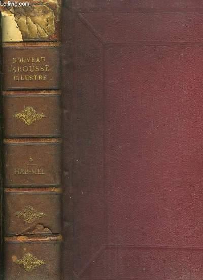Nouveau Larousse Illustré. TOME V : HAB - MEL