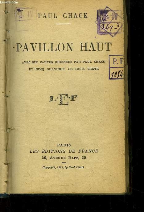 Pavillon Haut.