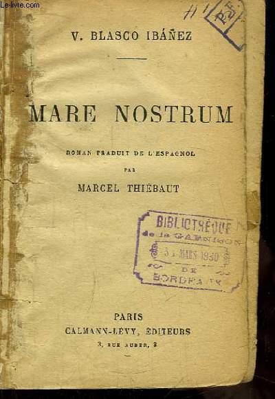 Mare Nostrum.