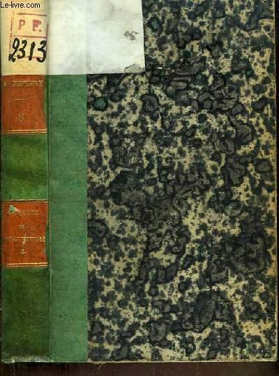 Oeuvres de Augustin Thierry. TOME VI : Histoire de la Conquête de l'Angleterre par les Normands. 4eme partie