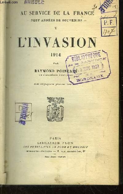 L'Invasion 1914