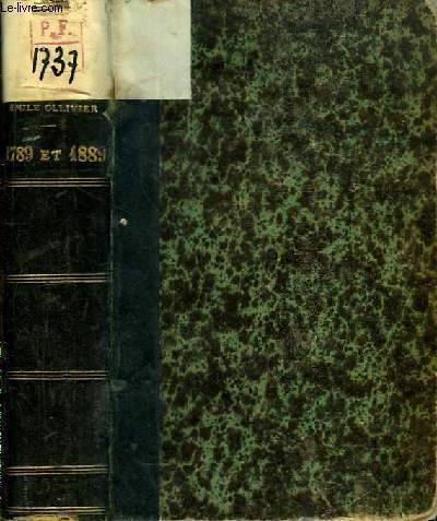 1789 et 1889