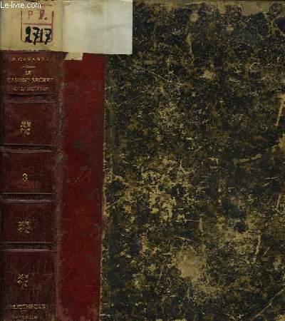 Le Cabinet Secret de l'Histoire. 3ème série.
