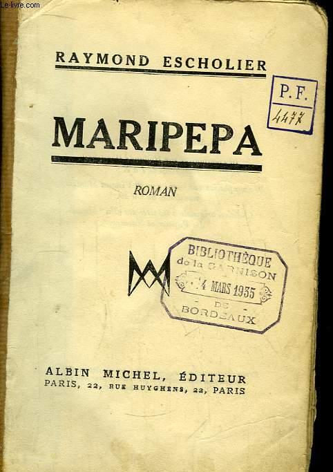 Maripepa. Roman