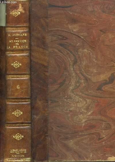Les Tranchées 1915. Au Service de la France N°VI
