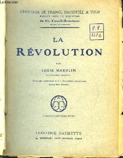 La Révolution.
