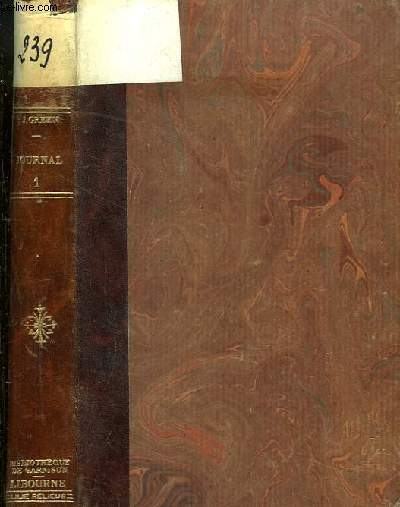 Journal. TOME 1 : 1928 - 1934