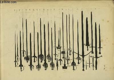 lescrime et les escrimeurs depuis le moyen age jusquau xviiie siecle ed 1888
